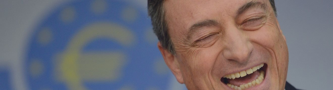 ECB: Draghi to hold the line on dovish policy outlook - AmpGFX