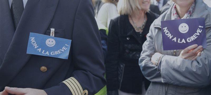 Air France sufre de pérdidas diarias de hasta 25 millones de dólares por huelga