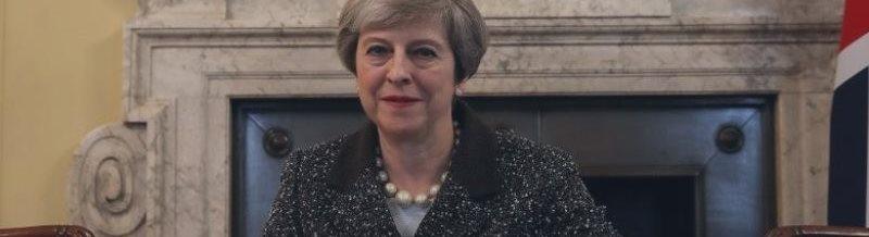 Великобритания официально начала процесс выхода из ЕС
