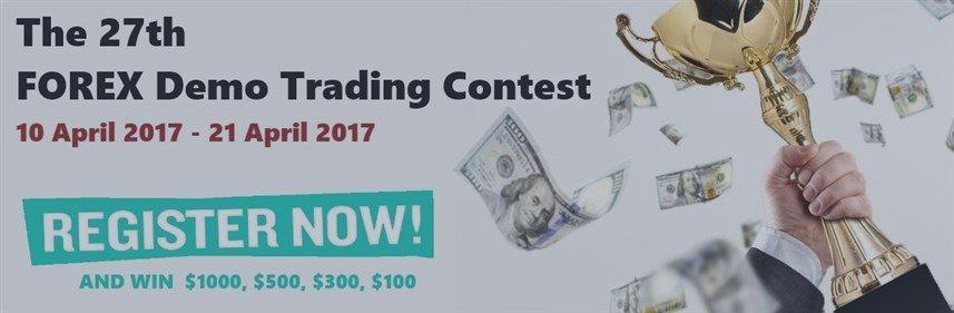 Конкурс Forex-трейдеров на демо-счетах