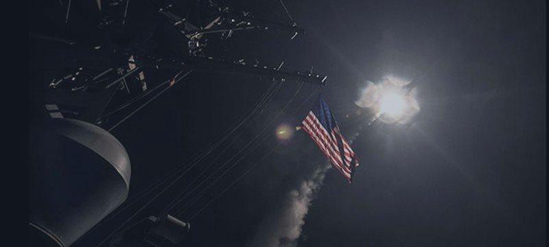 Ракетный обстрел Сирии привел рынки в замешательство