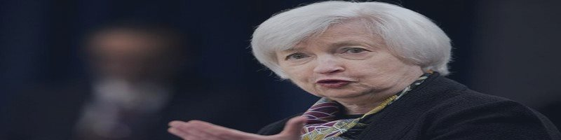 Fed's Yellen aims to let 'healthy' US economy coast along