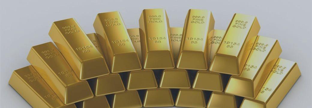 Котировки фьючерсов на золото выросли до нового 5-месячного максимума, медь подешевела