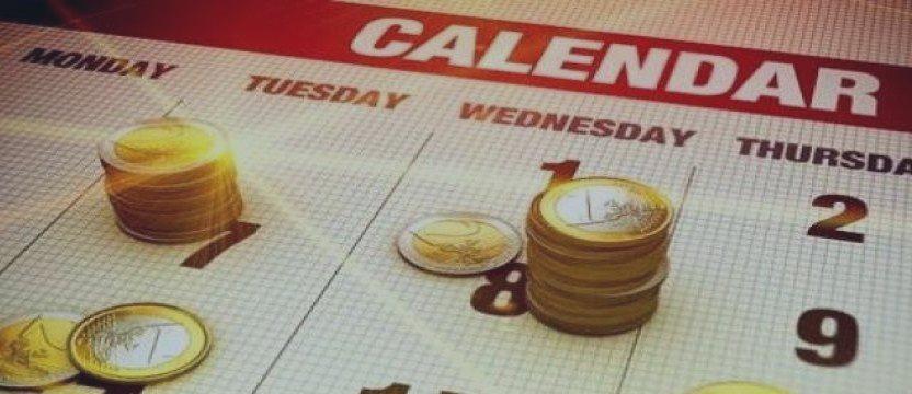 Calendário Econômico - Segunda, 17 de Abril