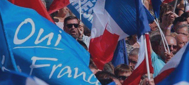Евро сосредоточился на выборах во Франции