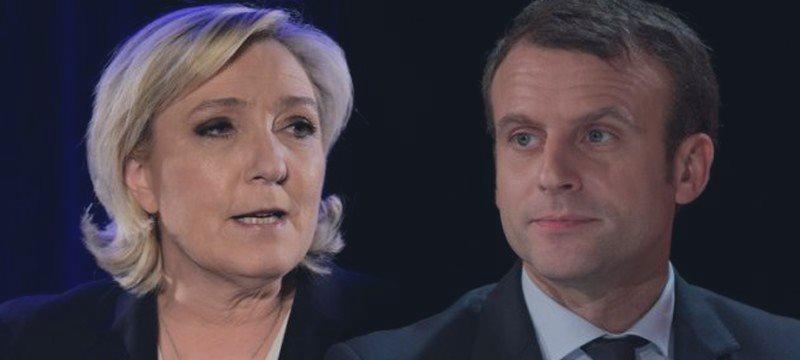 Выборы во Франции укрепили евро к доллару до полугодовых максимумов