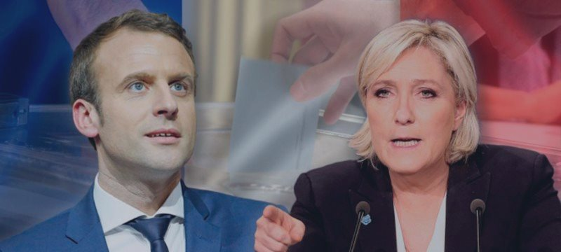 Европейские рынки боятся повторения во Франции американского сценария выборов