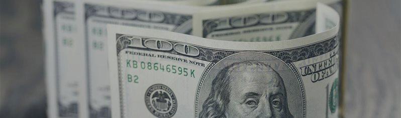 Доллар резко снижается в среду