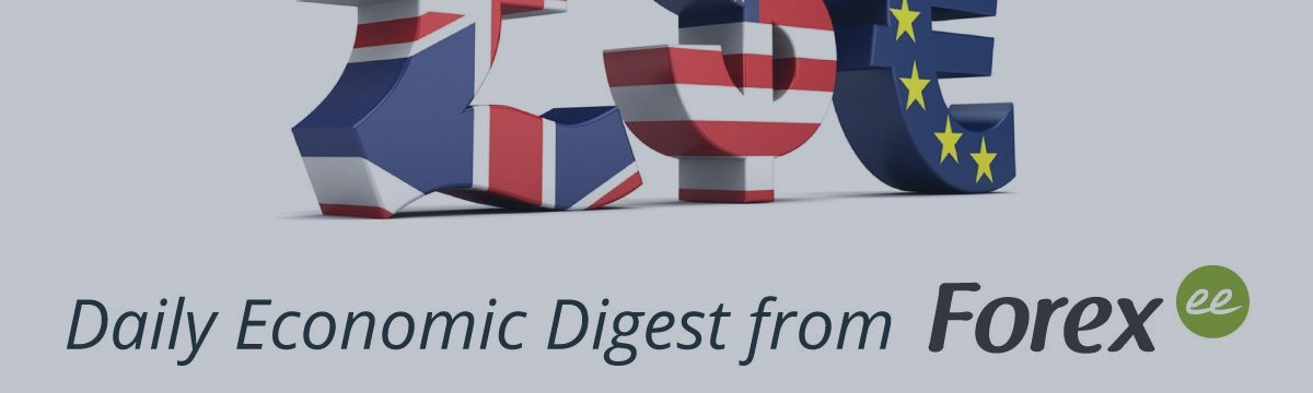 Daily economic digest from Forex.ee