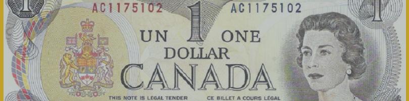 USD/CAD: канадский доллар достиг новых максимумов