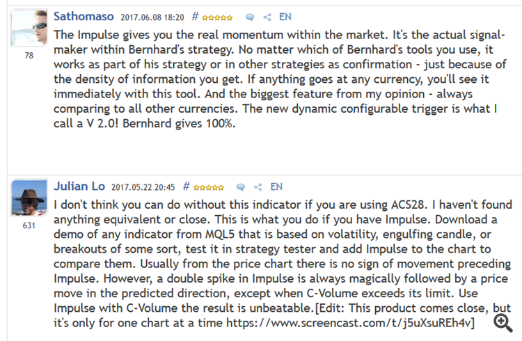 best reviews from experienced traders
