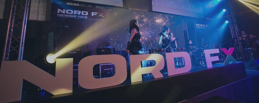 NordFX Partnership Forum W Hotel, Bangkok, Thailand September 23, 2017