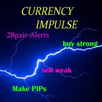 Fuerza Monetaria de 28 pares con Sistema de Impulso de Comercio