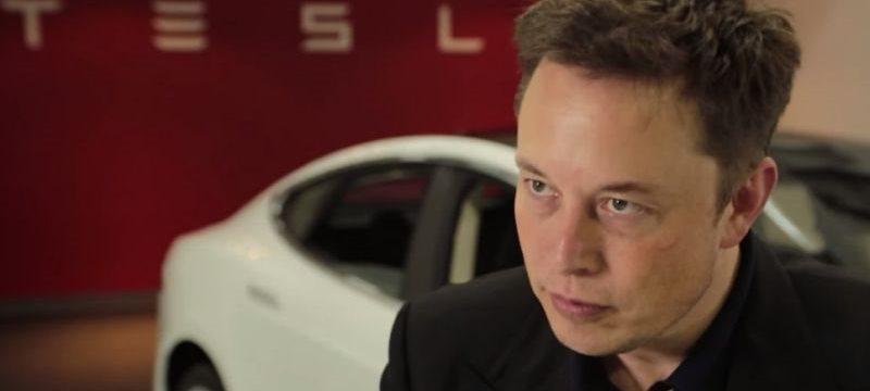 Илон Маск: бегущий по лезвию