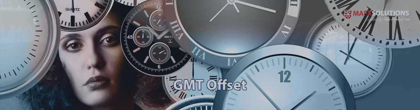 How to set correct GMT Offset