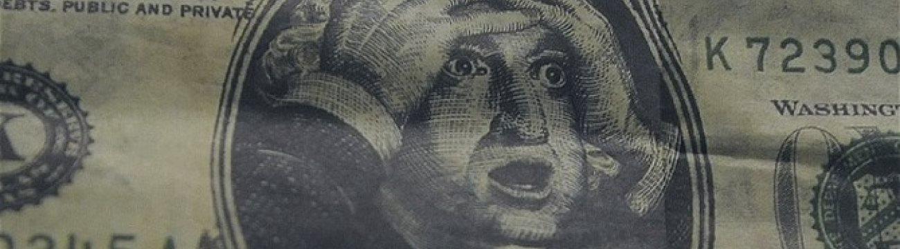 Доллар США снова в минусе — виновата Россия