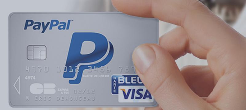 Visa Paypal Partnership