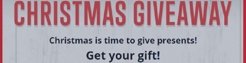 Рождество - время дарить подарки!