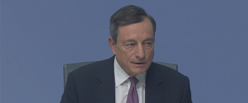 Live broadcast of Draghi. ECB Press Conference - 25 January 2018