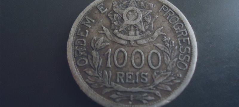 As moedas no Brasil, o que não sabias