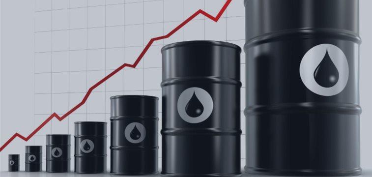 El precio del petróleo está aumentando, pero muy lentamente