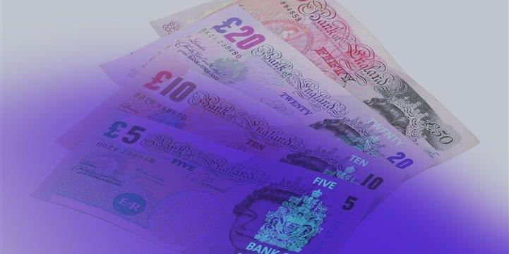 La libra, cercana a máximos semanales frente al dólar tras el anuncio del Banco de Inglaterra