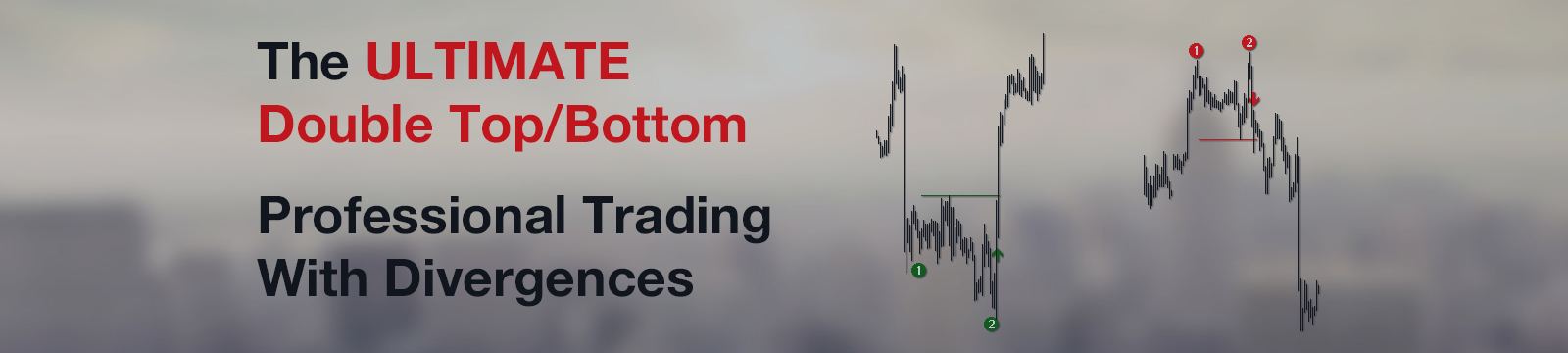 Professional Trading With Double Tops/Bottoms And Divergences!