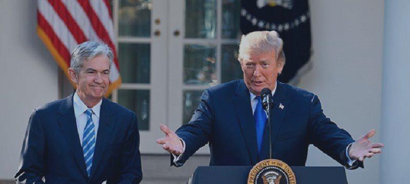 Джером Пауэлл — засланный казачок Трампа?