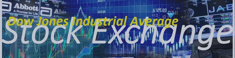 DJIA: amid escalating trade contradictions between the US and China