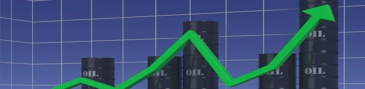 Цена нефти Brent превысила $75 за баррель после скачка в пятницу