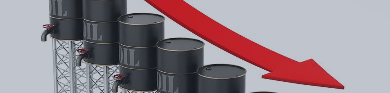 Стоимость нефти продолжила падение после торгов