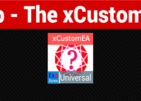 EXP - THE XCUSTOMEA UNIVERSAL TRADE ADVISER ON USER INDICATORS. EXPERT ON THE INDICATOR!