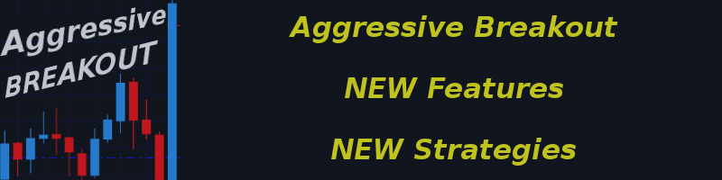 Aggressive Breakout New Features and Strategies