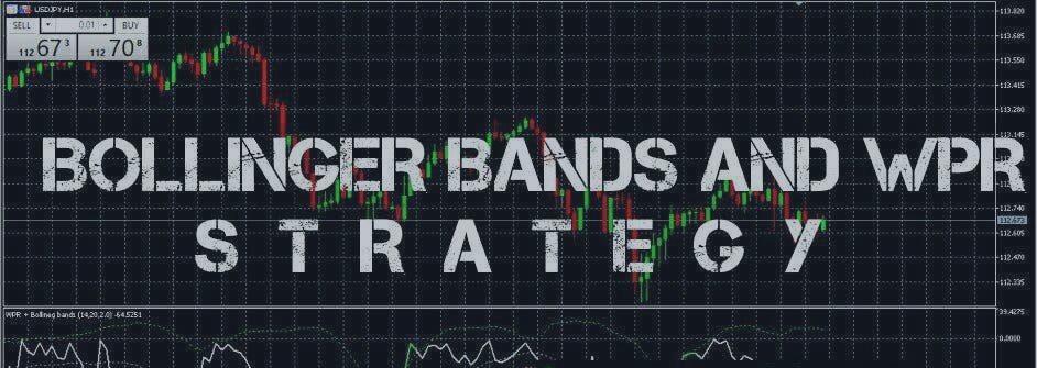 Bollinger bands WPR strategy for option traders