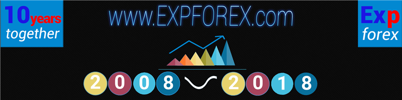10 years! A brief overview of our work www.expforex.com