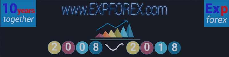 10 anos! Uma breve visão geral do nosso trabalho www.expforex.com