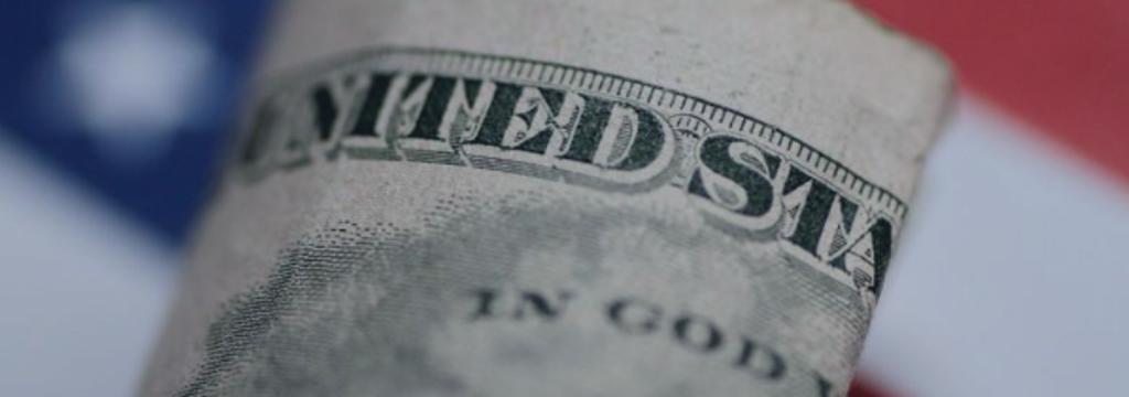 Доллар растет девять сессий подряд, впервые за 2 года