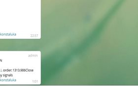 Сигналы и аналитика в Telegram