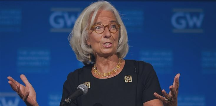 La directora de FMI va a 'bailar la danza del vientre' si EEUU ratifica la reforma del organismo