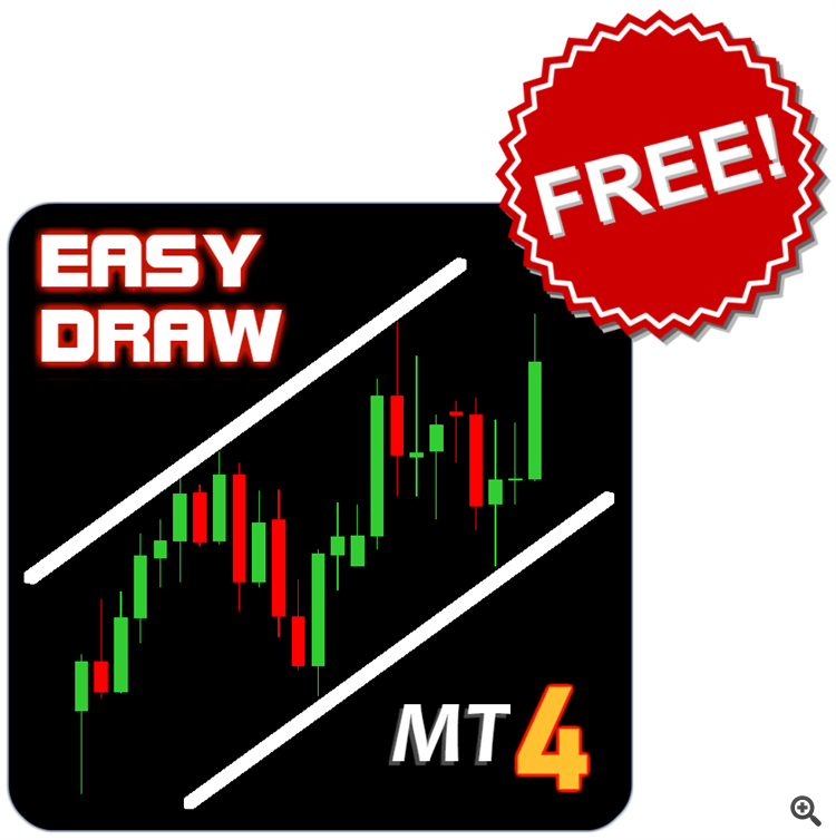 easy draw mt4