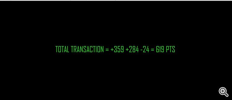 2.Arbitrage thief index TRANSACTION