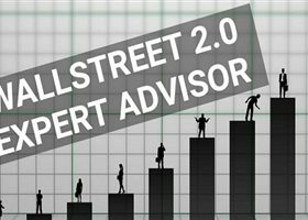 Wallstreet forex robot [Expert Advisor] 20 years backtest results