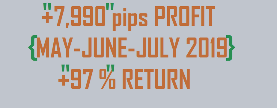 MAY-JUNE -JULY 2019 |PERFORMANCE 7,990 PIPS | ARBITRAGE THIEF INDEX MT4 INDICATOR STRATEGY |