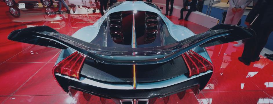 Электромобили и Китай во всей красе на Франкфуртском автошоу