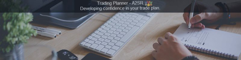 EURUSD - Trading Planner : This is how students can create a trade plan and execute it.