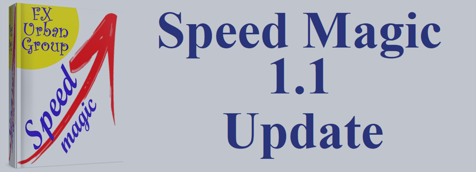 Обновление торговой системы Speed Magic 1.1