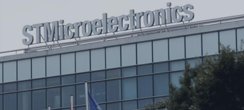 Прибыль STMicro растет на фоне высокого спроса на чипы