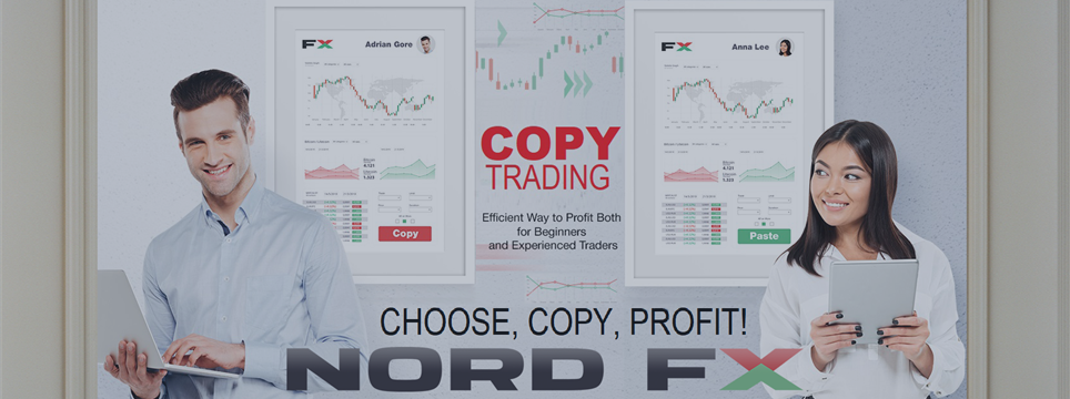 Copy Trading: One More NordFX Service for Profitable Trading and Investing