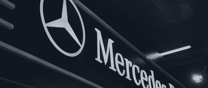 Продажи Mercedes растут, но расходы тормозят прибыль
