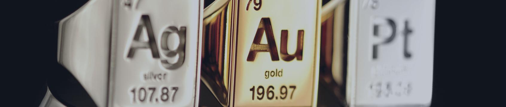 Мировой рынок металлов: Золото, Серебро, Платина